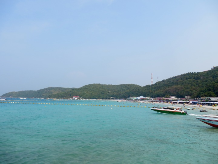 Pattaya City & Koh Larn Island