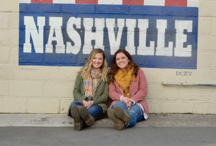 Girls Weekend in Nashville, Pt. 1