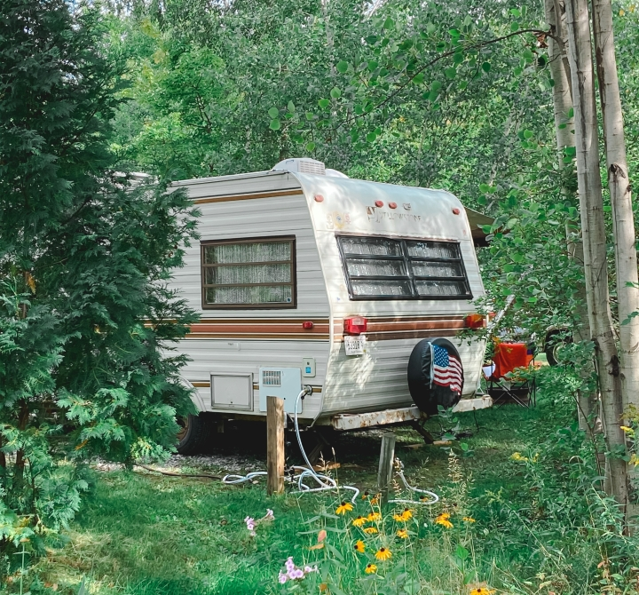 Our 1984 Yellowstone Camper Renovation